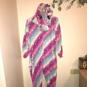 Other - Unicorn Onesie Pajamas